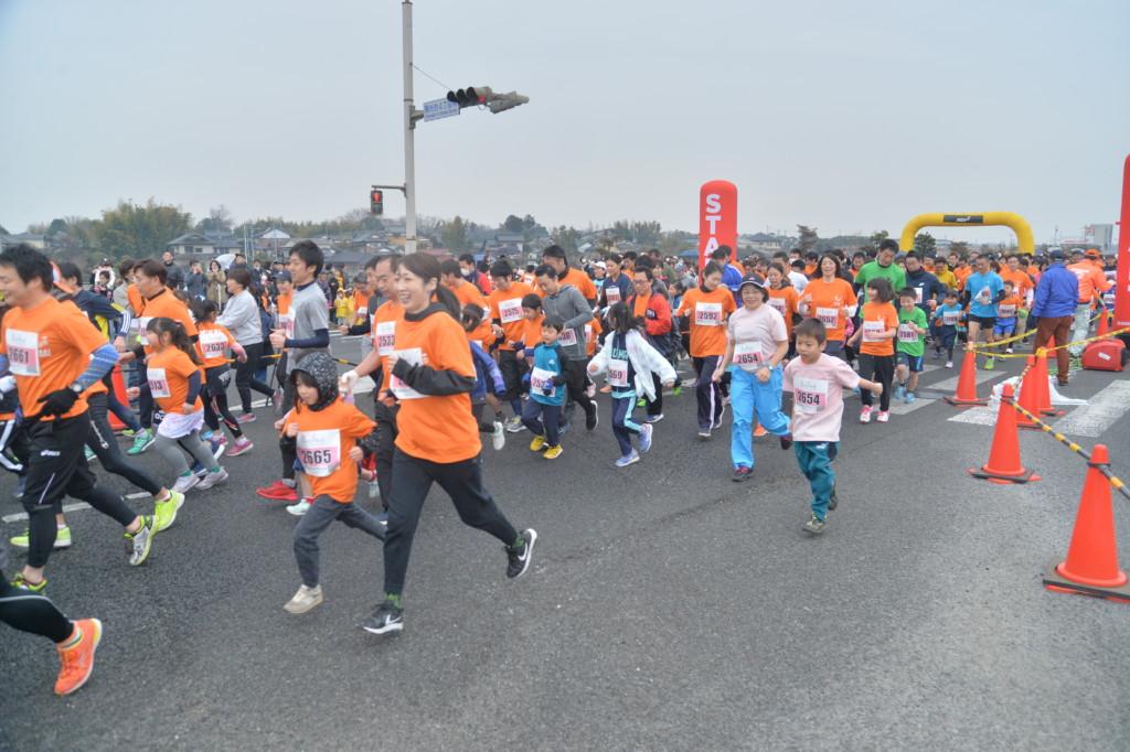 3月|みらいマラソン